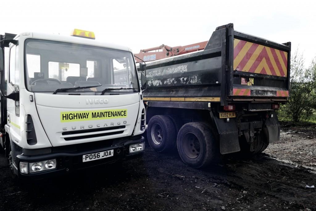 building site rubbish removal bolton